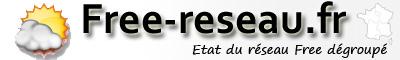 Free-Reseau.fr - Etat du réseau Free dégroupé