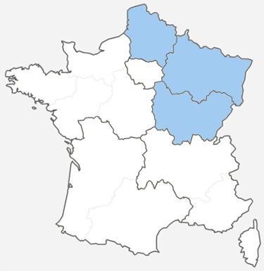 nord est - Photo